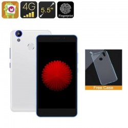 Smartphone 4G 5.5 Pouces Android 6.0 2Go Ram Empreintes Digitales 16Go