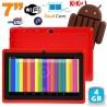 Tablette tactile Android 4.4 KitKat 7 pouces Dual Core 4Go