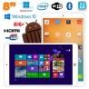 Tablette Windows 10 + Android Dual Boot 8 pouces Intel Quad Core 32Go