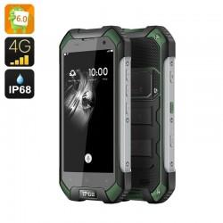 Smartphone 4G Etanche Ip68 Antichoc Nfc Otg 5 Pouces Android 6.0 16Go